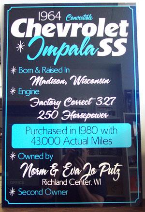 Jasons Custom Signs Grahpix - Custom car show signs